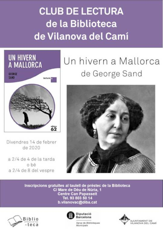 Club de lectura - Un hivern a Mallorca gen20