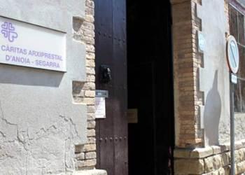 Caritas façana