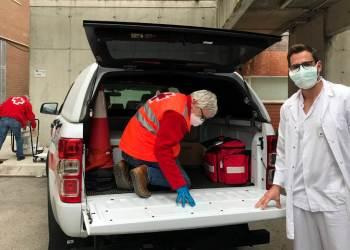 Creu Roja-entrega-medicaments