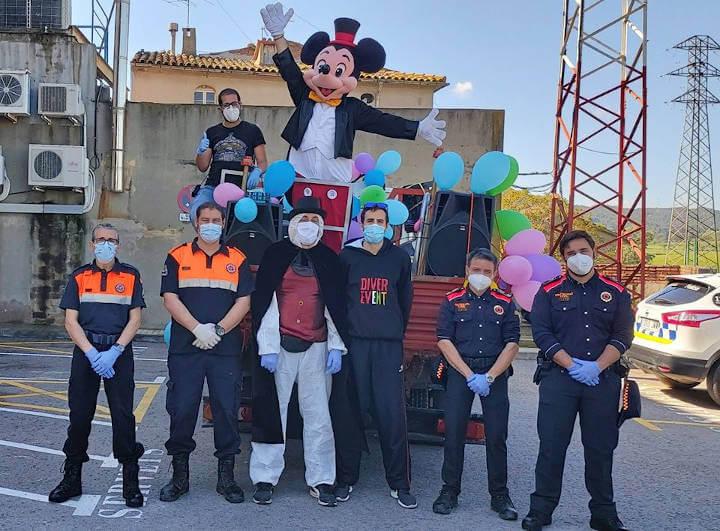 Mickey Mouse a Vilanova