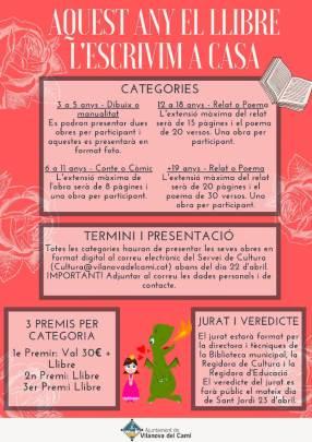 Sant Jordi cartells 2