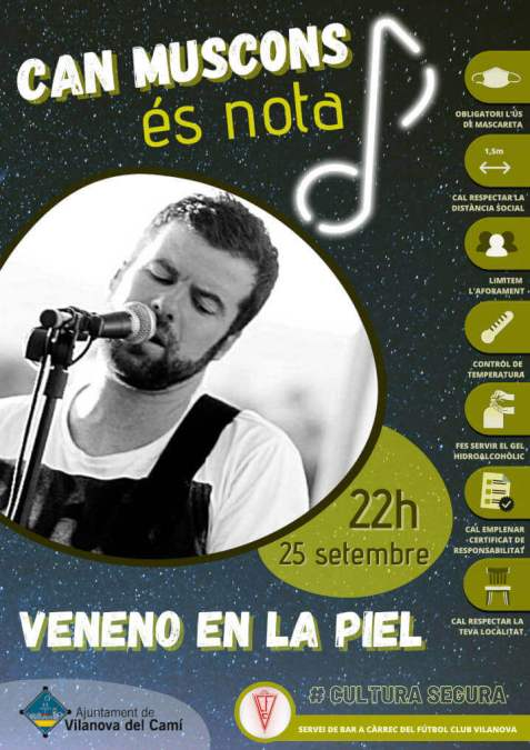 25 Setembre Concert can Muscons
