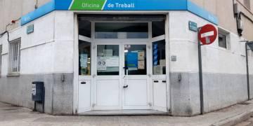 Oficina del SOC a Vilanova del Camí