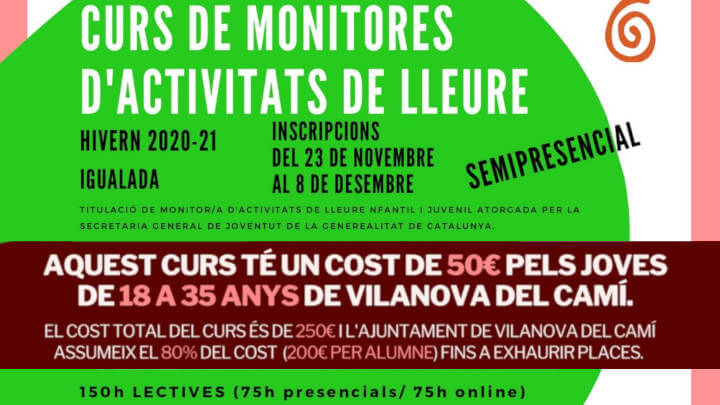 curs monitors ampliat-dest