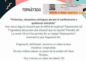 concurs AAVV Bonavista Carnaval 2021-dest