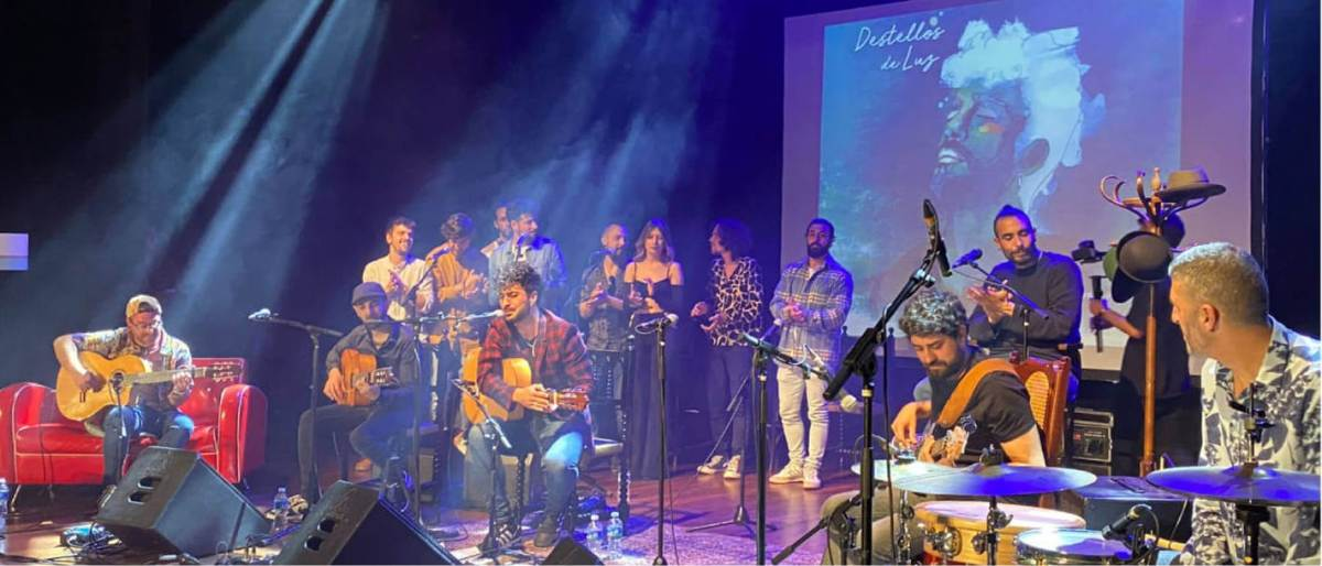 Concert de Carlos Gomez a Can Papasseit 24abr21