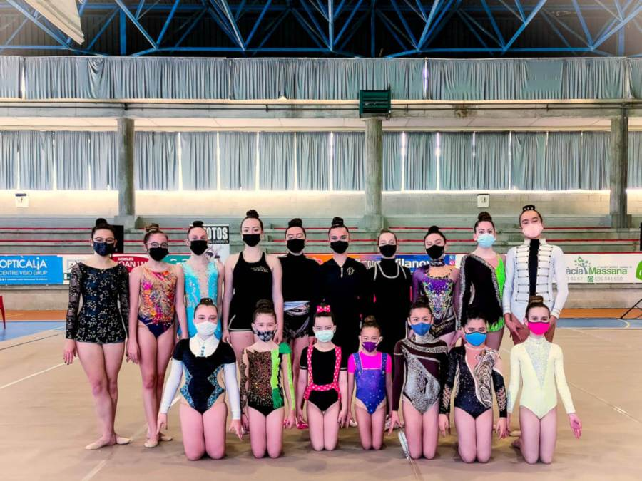 Ballerina I Trofeu Interclubs-1