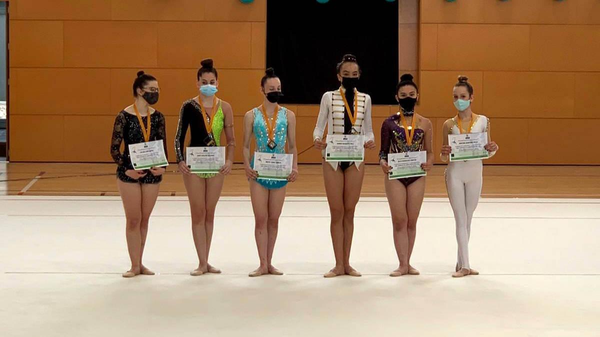Ballerina Campionat Comarcal 30 de maig