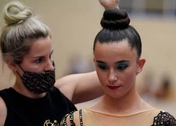 Ballerina campionat espanya 2021