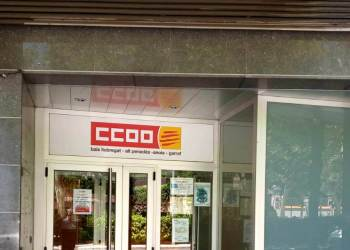 CCOO ANOIA Local Igualada