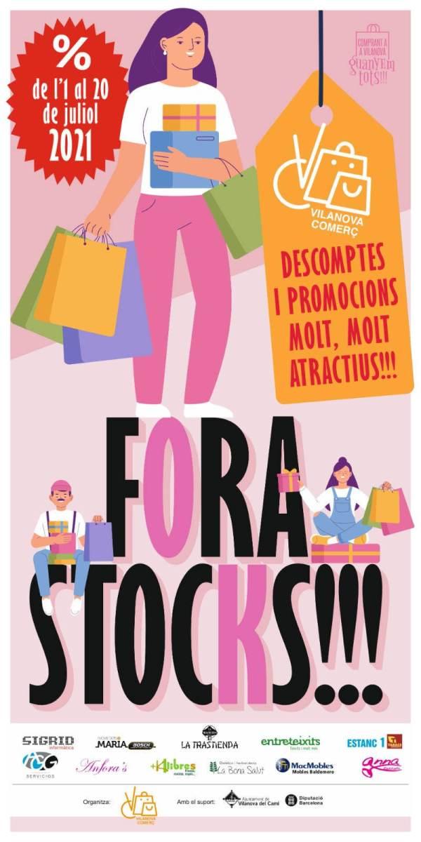 Fora stocks 2021