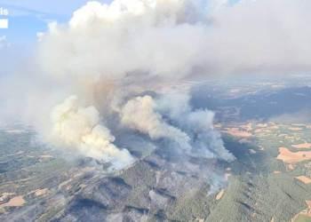 Incendi forestal Anoia fots Agents Rurals 3