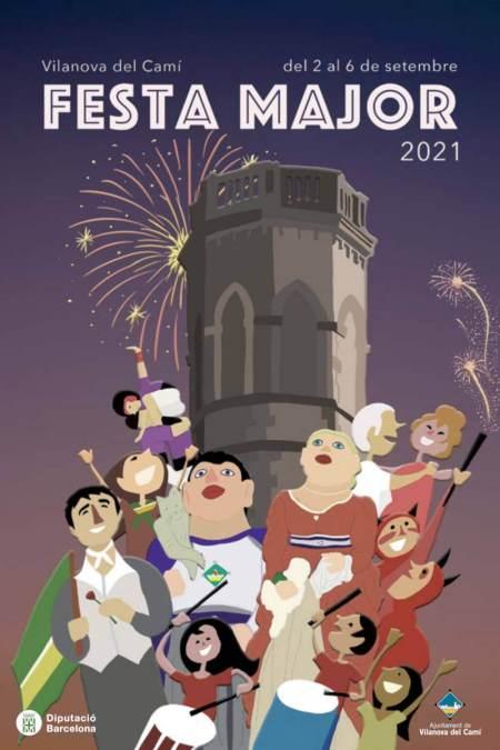 PROGRAMA FESTA MAJOR VILANOVA DEL CAMI 2021 DEF