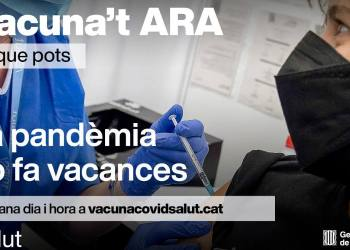crida vacunacio COVID