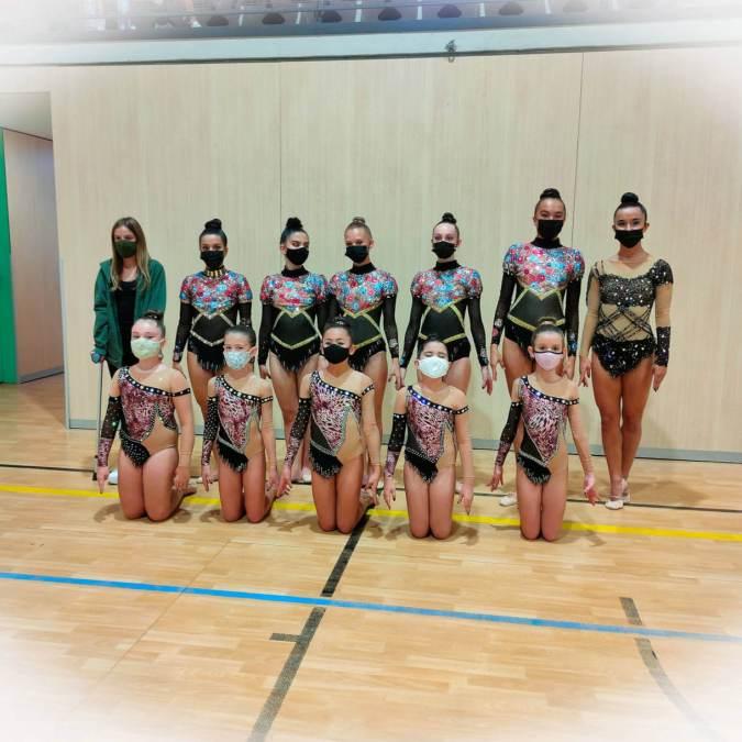 Ballerina VI Trofeu Gaudi set 2021
