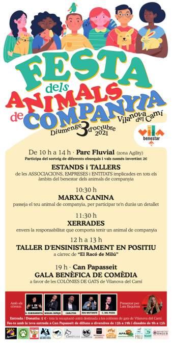 Cartell Festa animals-2-2021
