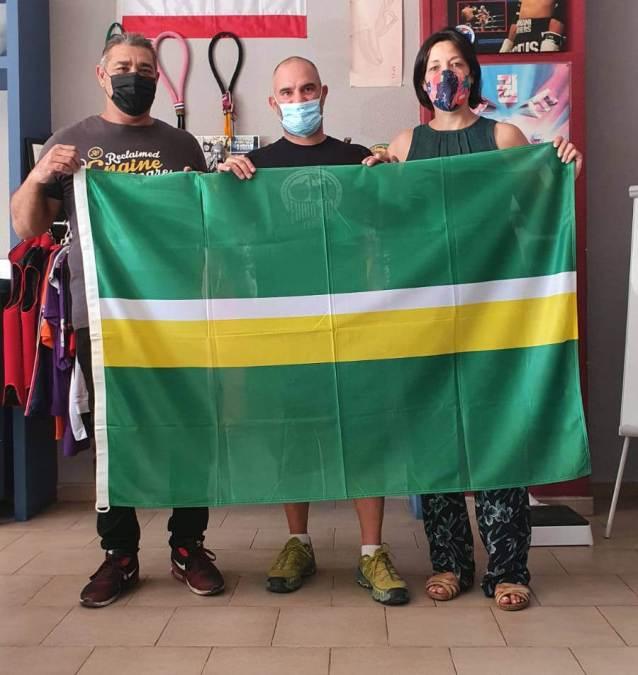 bandera Furio jol Vilanova-