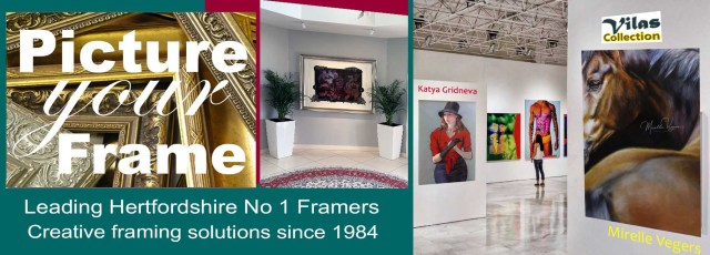 Letchworth Art Gallery and Picture framing service
