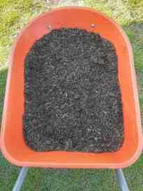 Amostra compostagem esterco de gado Vila Verde