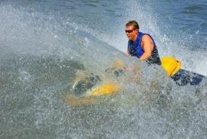 man injured on jet ski - florida boating accident attorney - viles and beckman