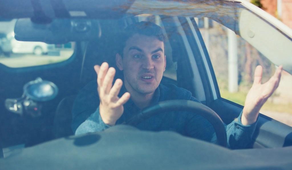 Road Rage Car Accident Attorney
