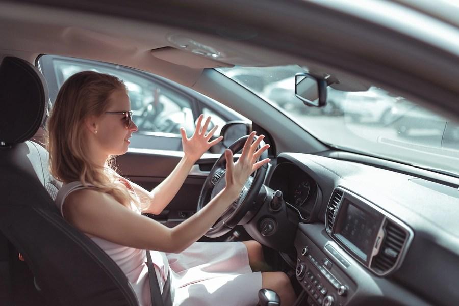 Parking Lot Hazards - Viles & Beckman - Fort Myers Florida