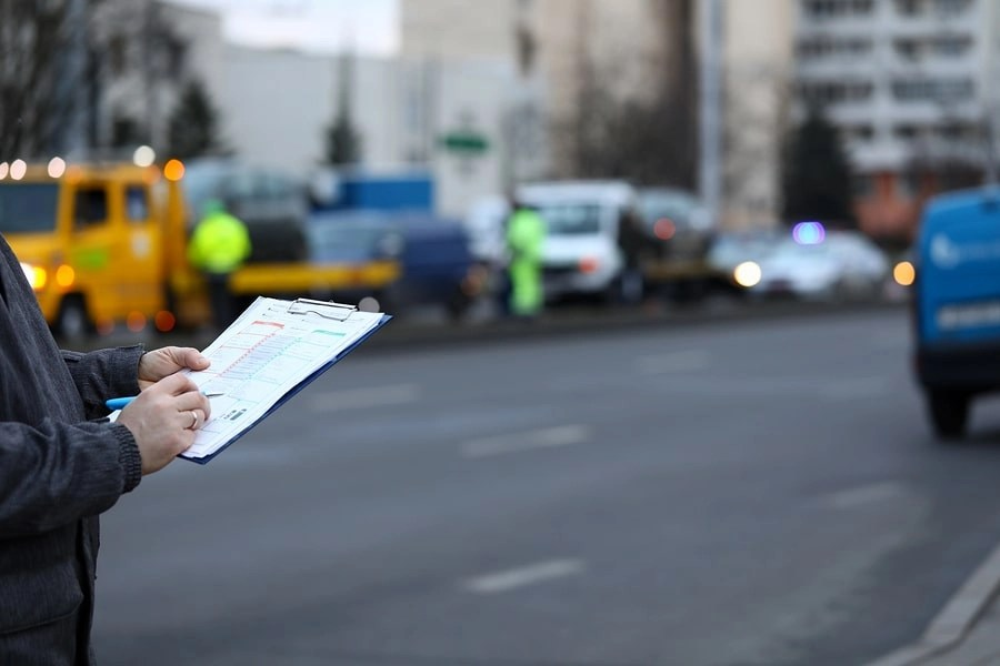 Preserve Evidence for a Truck Accident Claim Viles & Beckman LLC