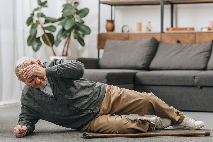 Slips and Falls Involving the Elderly