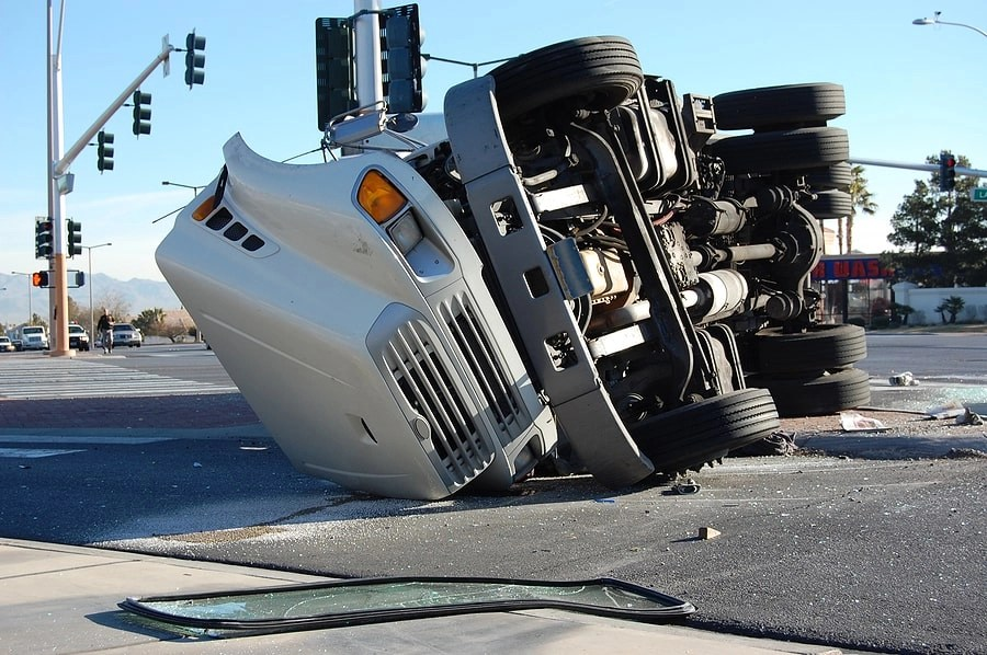 Truck Accident Claim Process
