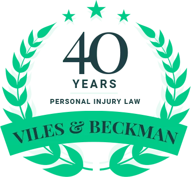 Over 40 years personal injury law