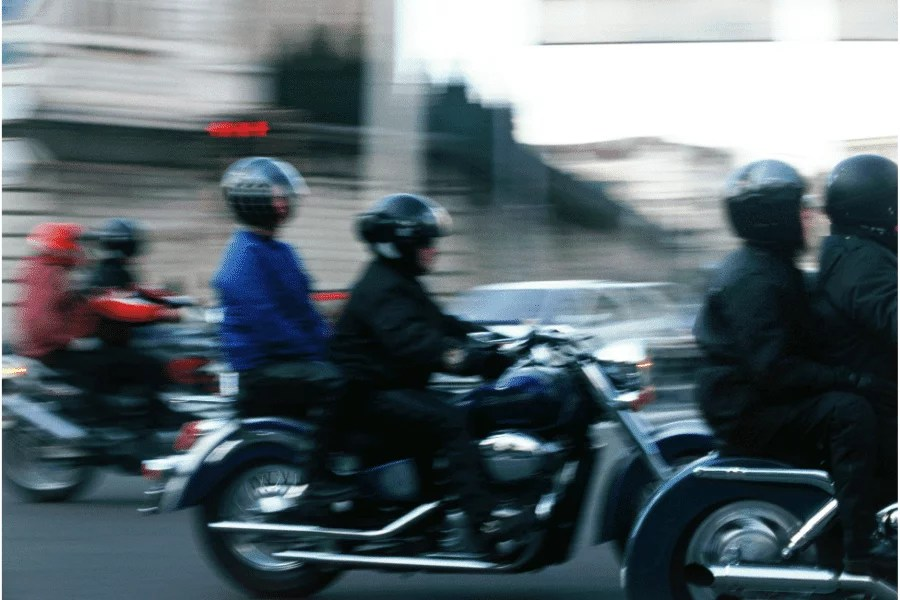 I've Been Injured As A Motorcycle Passenger — What Do I Do Now?