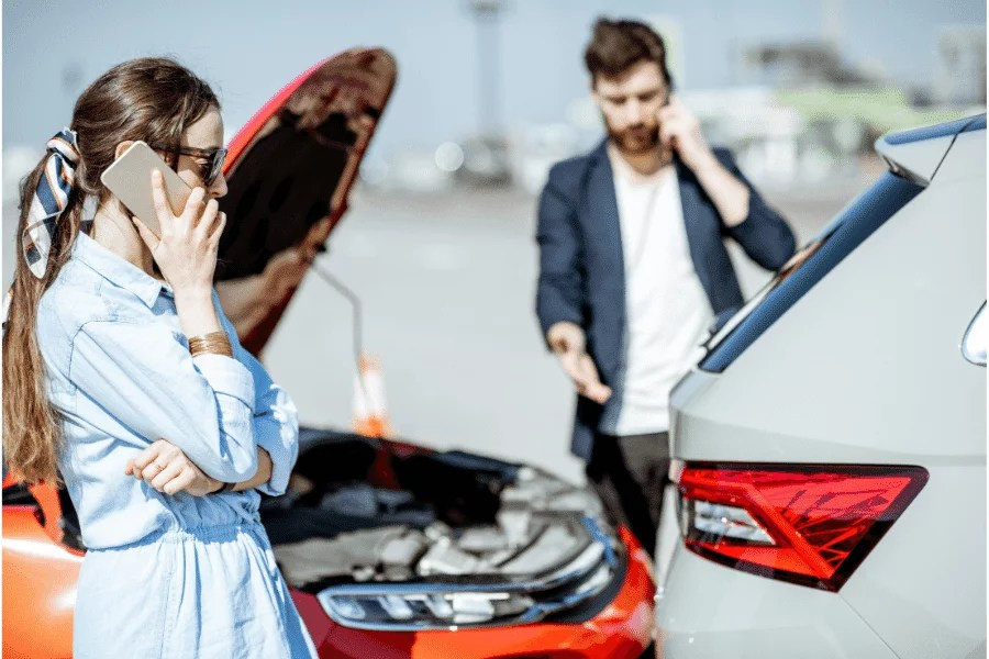 The 8 Most Common Car Accident Causes