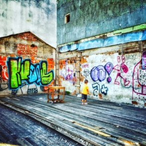 Plovdiv graffiti scene