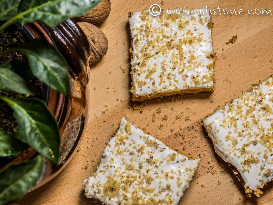 Нисковъглехидратен тиквеник без грам захар и брашно