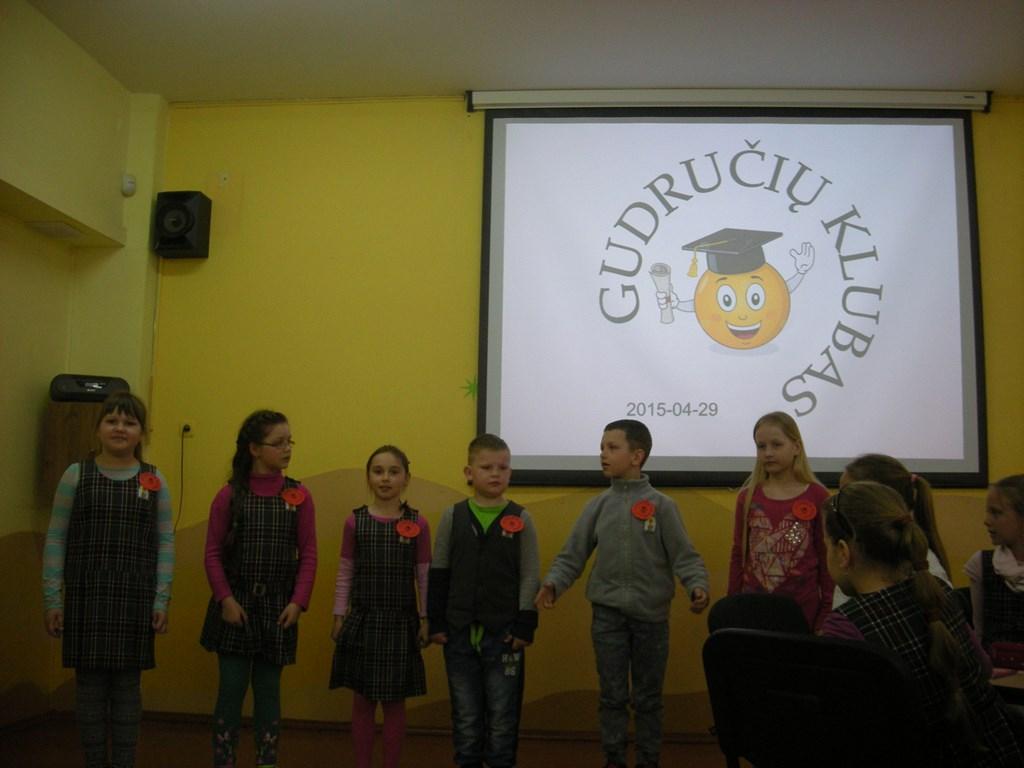 Gudruciu klubas 2015