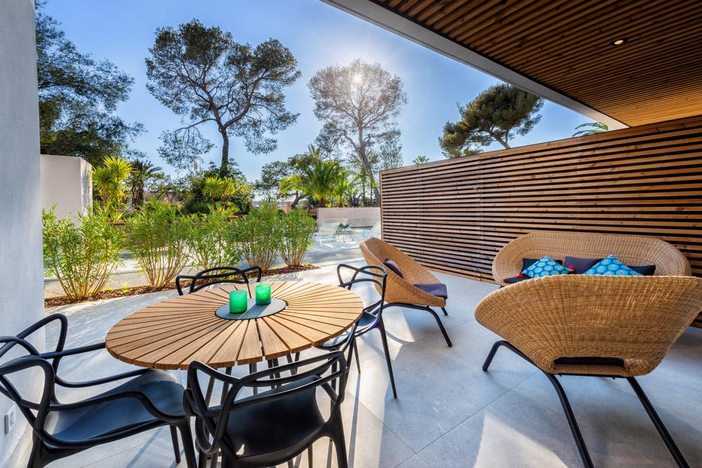 Villa Htel  SaintRaphal  Appartement htel avec jacuzzi  climatisation