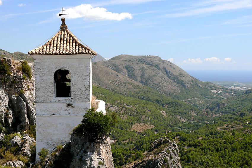 17 view from guadalest costa benidorm villa florencia casa rural gandia - Casa rural guadalest ...