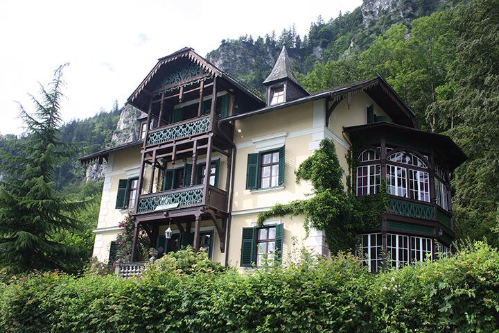 Aussenansicht Villa Helena