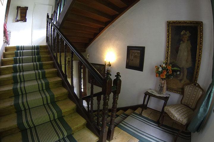 Treppenhaus Villa Helena
