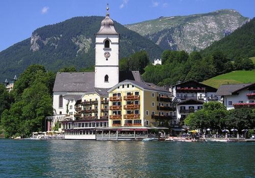 Villa Helena empfiehlt: Weisses Roessl St Wolfgang