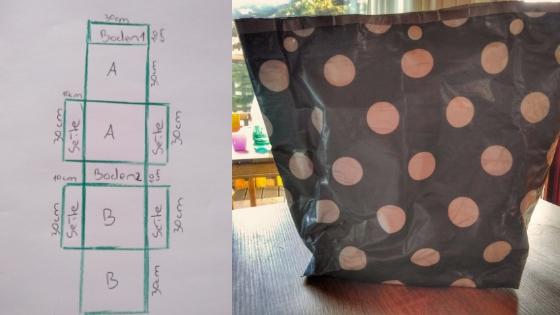 Banner Stoffwindeln Wetbag - Wickeln mit Mulltüchern für nur 100 Euro(mit DIYs)
