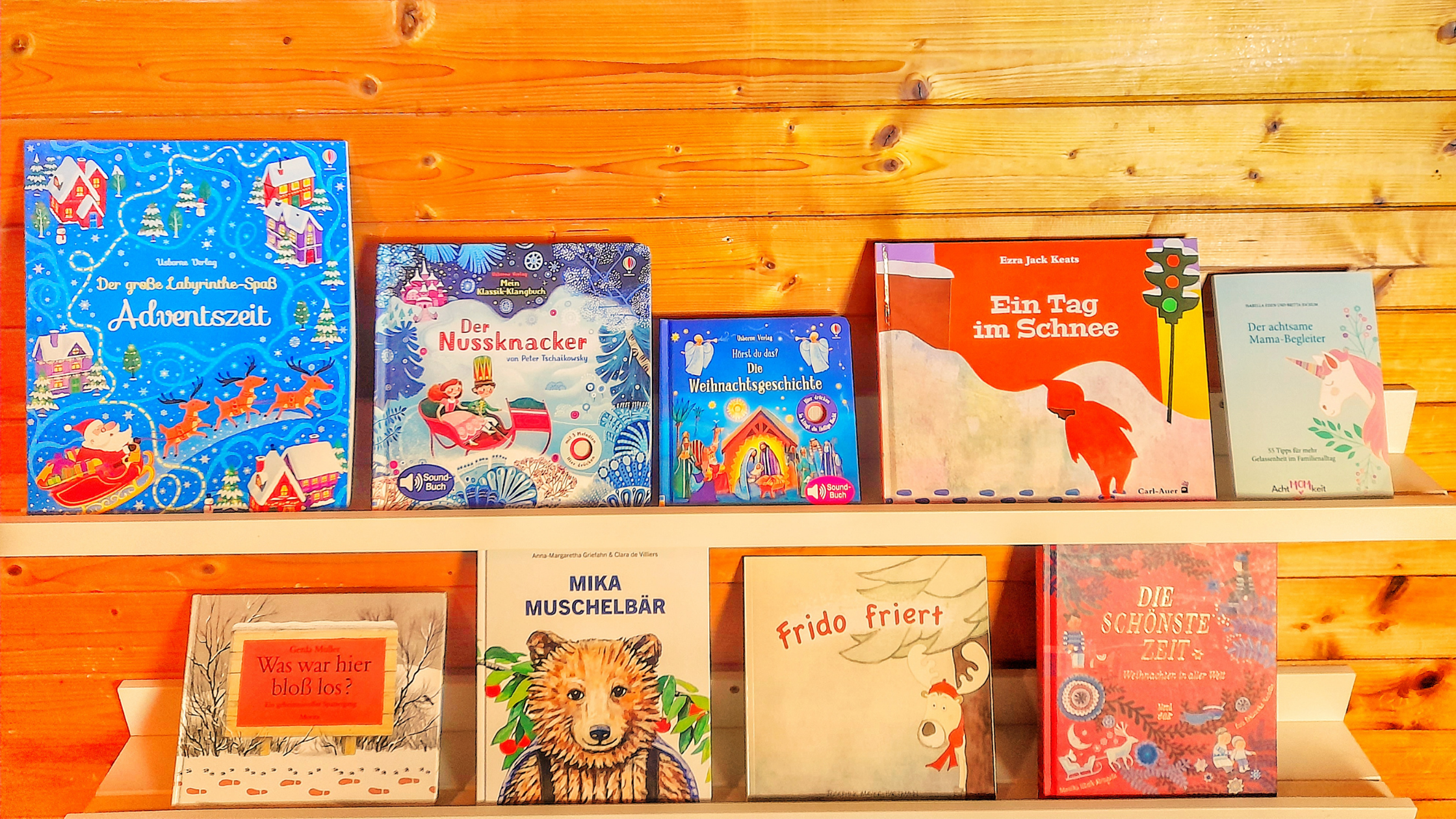 Winter Kinderbücher