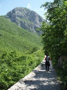 Wandern in Paklenica