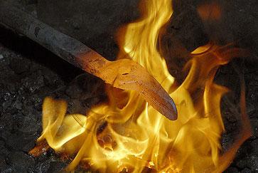 Corso di lavorazione artistica del ferro battuto
