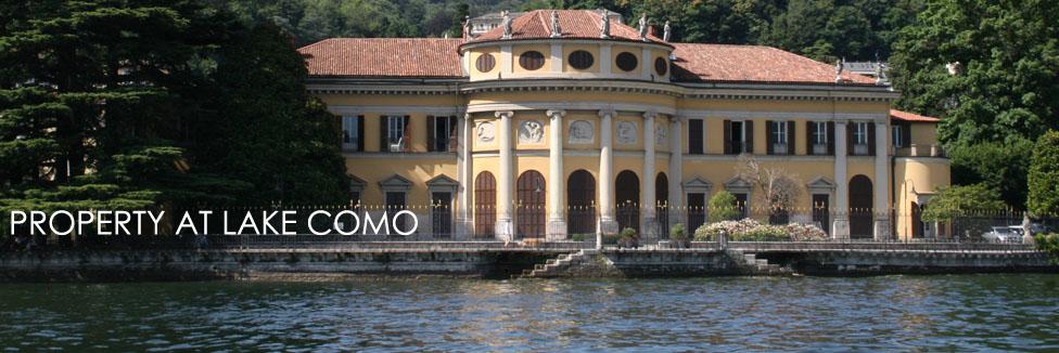 Waterfront Home Lake Como Italy