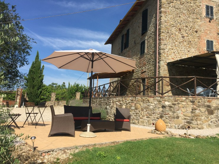 Villa rental with pool in Umbria