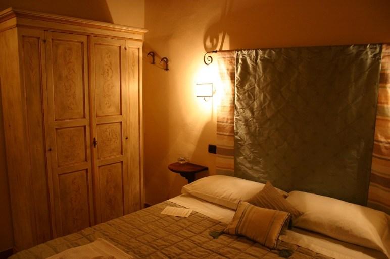 Bedroom in Apartment Ulivo