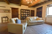 Living room in Apartment Ulivo