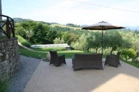 Sun terrace & gardens