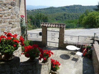 Villa for rent in Umbria